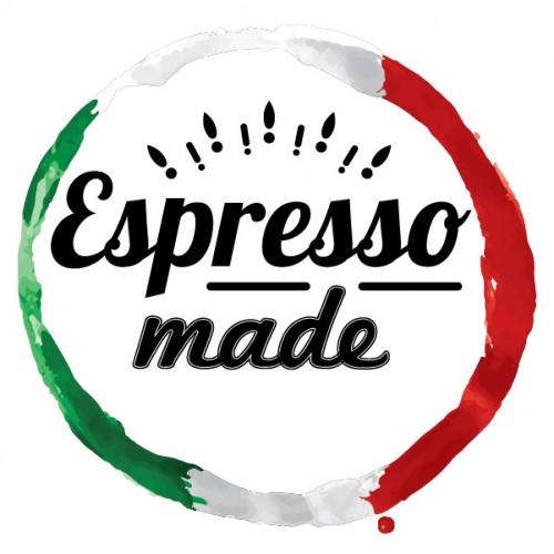 Logo nuovo Espresso Made
