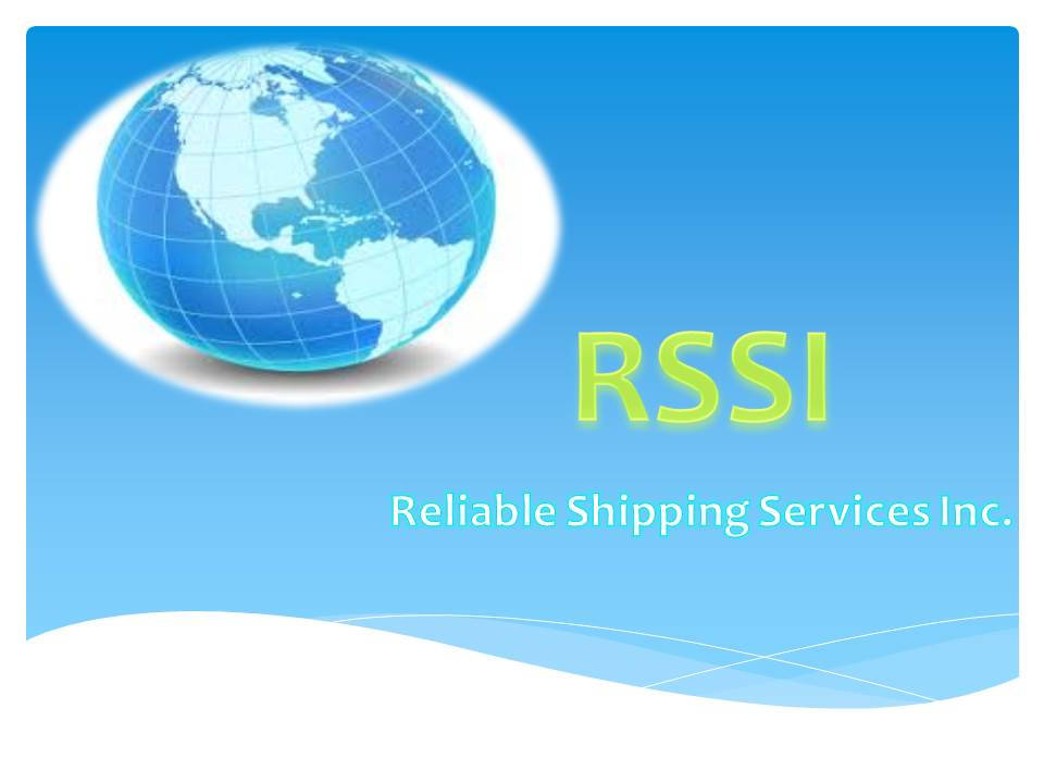 Reliable Shipping Service