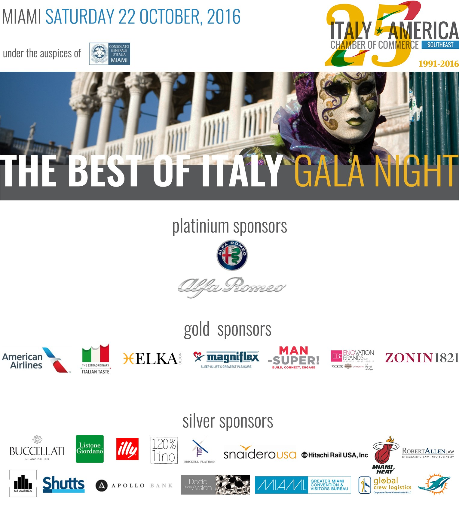 BEST OF ITALY BANNER
