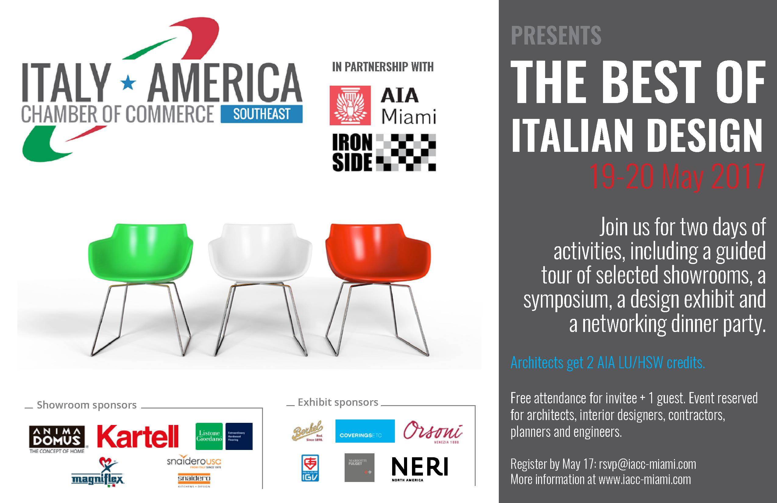 Invite-The Best of Italian Design (3)