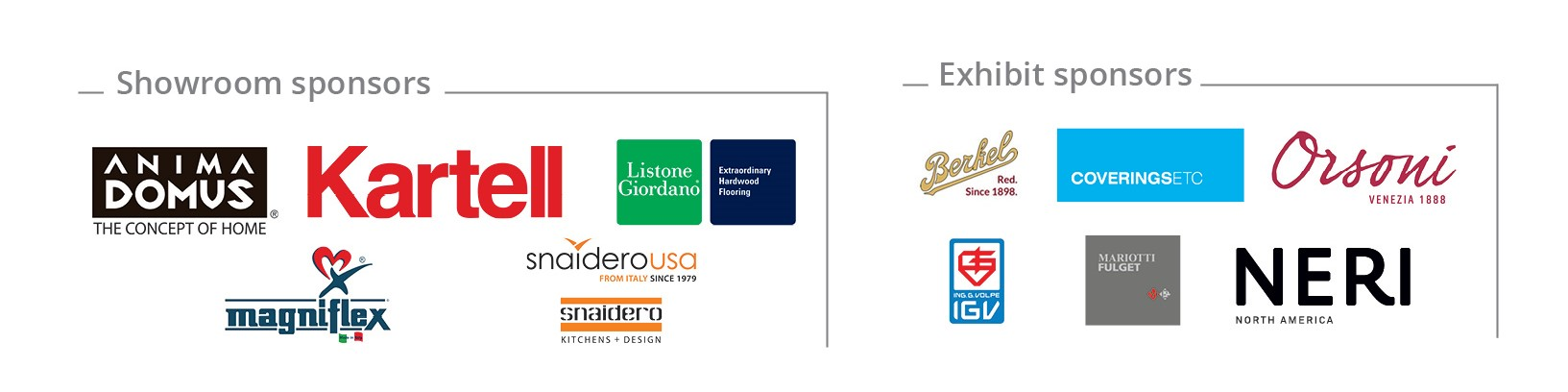 Solo sponsors