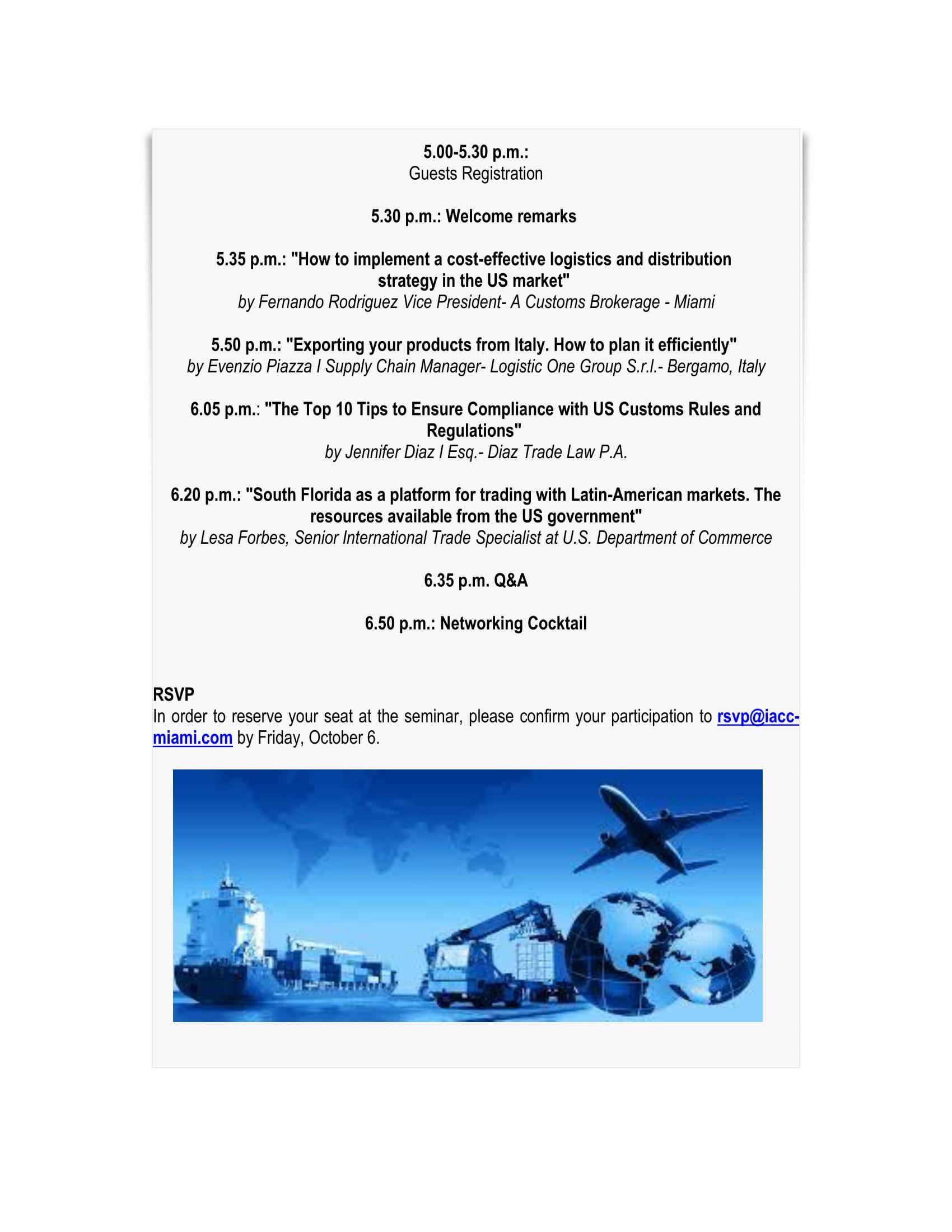 Seminar trade and logistics per sito-2