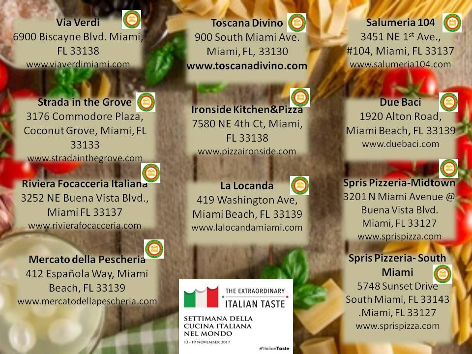 II Settimana della Cucina Italiana nel Mondo2