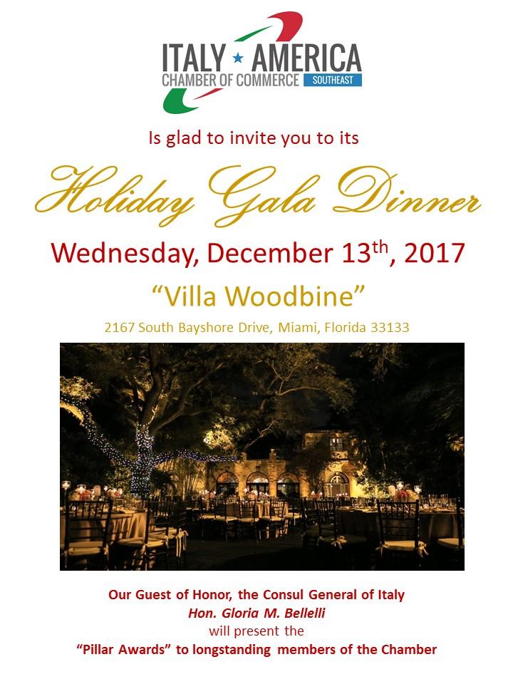 INVITO HOLIDAY DINNER 2017rev01
